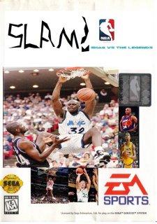Slam - Shaq Vs. The Legends