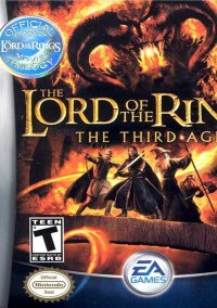 Lord of the Rings: The Third Age – фото обложки игры