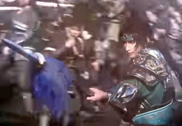 Dynasty Warriors 9. Кинематографическая вступительная заставка