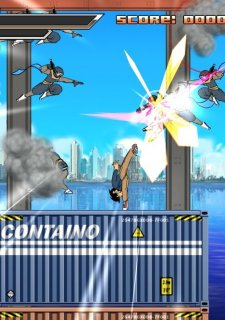 Aces Wild : Manic Brawling Action!