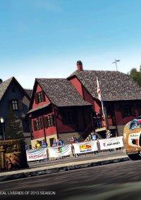 WRC 4: FIA World Rally Championship – фото обложки игры
