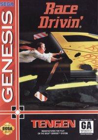 Race Drivin' – фото обложки игры