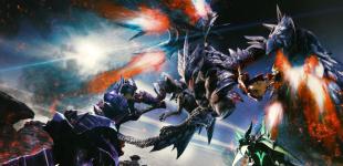 Monster Hunter XX. Дебютный трейлер
