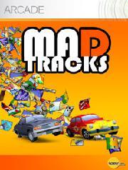 Mad Tracks – фото обложки игры