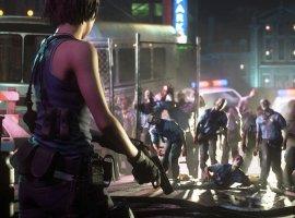 Слух: Capcom хотела выпустить ремейки RE2 и RE3 вместе и без мультиплеера