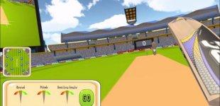Casual Cricket VR. Геймплейный трейлер