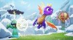 Массовая утечка по ремейкам Spyro Reignited Trilogy: скриншоты, бокс-арт и дата релиза. - Изображение 8