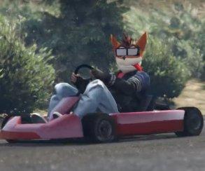 Битой от барсука: как бы выглядел современный Crash Bandicoot