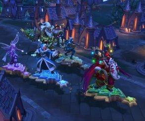 Хандзо и новогодние скины уже на пути в Heroes of the Storm