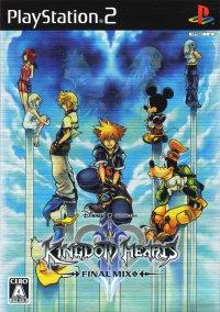 Kingdom Hearts II: Final Mix+ – фото обложки игры