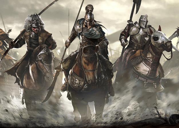 Превью Сonqueror's Blade— тактическая MMO осредневековой войне