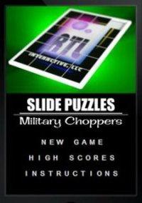 SlidePuzzle Military Choppers – фото обложки игры
