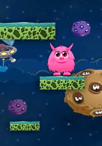 Monster Jump - An Action Adventure – фото обложки игры