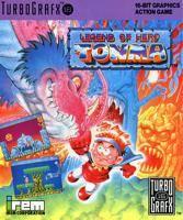 Legend of Hero Tonma – фото обложки игры
