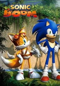 Sonic Boom (2014) – фото обложки игры