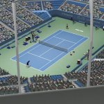 Скриншот Full Ace Tennis Simulator – Изображение 9