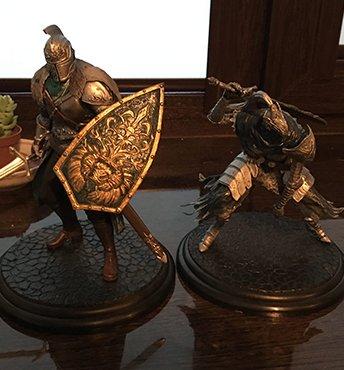 Обзор коллекции Dark Souls