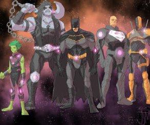 После Dark Nights: Metal DCсоздаст четыре новые команды Лиги справедливости, где будут излодеи!