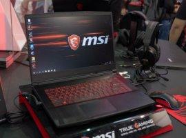 Легкий игровой ноутбук, монитор 32:9 идругие новинки MSI свыставки Computex 2018