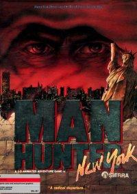 Manhunter: New York – фото обложки игры
