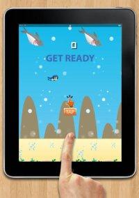 Splashy Mermaid - Super Flyer - Advebture of flappy flyer, A – фото обложки игры