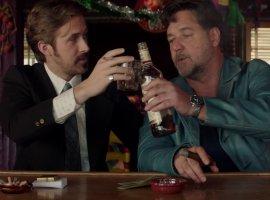 Гослинг, Кроу, 70-е и порно в трейлере The Nice Guys Шейна Блэка