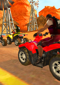 ATV Quad Bike Racing Mania – фото обложки игры