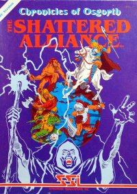 The Shattered Alliance – фото обложки игры
