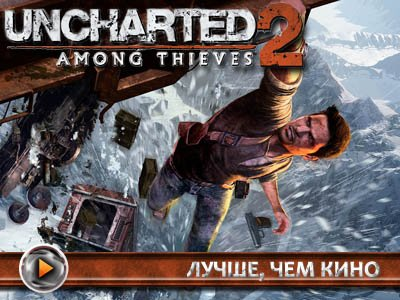 Uncharted 2: Among Thieves. Видеорецензия