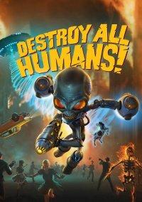 Destroy All Humans! – фото обложки игры