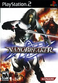 Nano Breaker – фото обложки игры