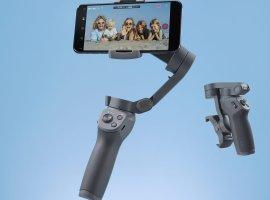 Представлен ручной стабилизатор DJI Osmo Mobile 3: зарядка других гаджетов и 15 часов работы