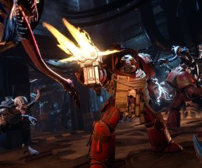 Нужно больше игр по Warhammer 40,000! Анонсирована Space Hulk: Tactics от Cyanide