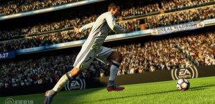 FIFA 18. Анонсирующий трейлер