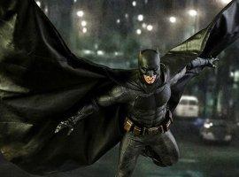 Новая фигурка Бэтмена в образе из «Отряда самоубийц»