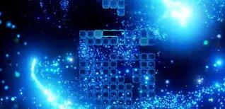 Tetris Effect. Анонсирующий трейлер