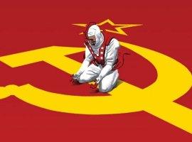 В комиксах Valiant СССР все-таки смог завоевать США