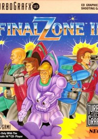Final Zone II – фото обложки игры
