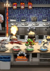 Hell's Kitchen: The Video Game – фото обложки игры