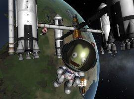 Анонсирована Kerbal Space Program 2. Дебютный трейлер получился очень завораживающим!