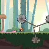 Скриншот Super Meat Boy Forever – Изображение 9