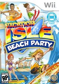 Vacation Isle: Beach Party  – фото обложки игры