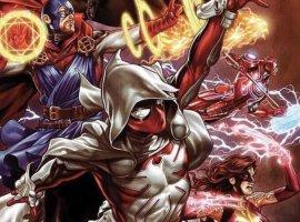 Супергерои исуперзлодеи-гибриды вInfinity Wars: отЛунного Человека-паука доЖелезного бога грома