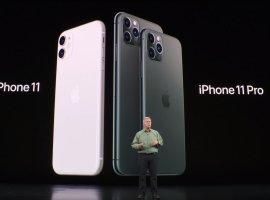 Представлены iPhone 11 Pro иiPhone 11 Pro Max: ОоО камера и цены от 89 990 рублей