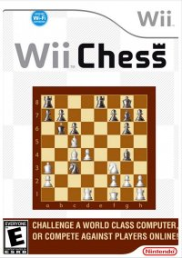 Wii Chess – фото обложки игры