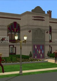 The Sims 2: Mansion & Garden Stuff – фото обложки игры