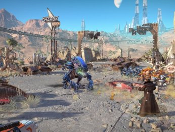 Age of Wonders: Planetfall. Анонсирующий трейлер