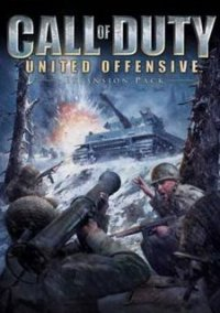 Call of Duty: United Offensive – фото обложки игры
