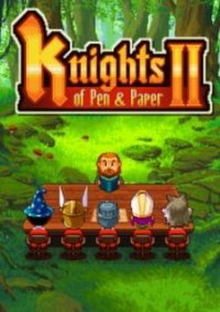 Knights of Pen and Paper 2 – фото обложки игры