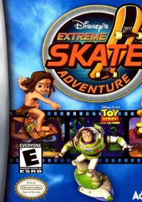 Disney's Extreme Skate Adventure – фото обложки игры